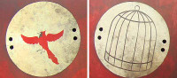 Sleepy Hollow: Ichabod Crane - 1:1 Birdcage Pendant Replica (See Note)
