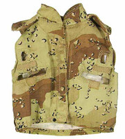 USMC 1st Battalion, 2nd Marine Division: Operation Desert Saber - Tan Camo Vest