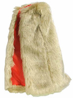 "Dennis Rodman - Fur Cape (8"" in Length)"