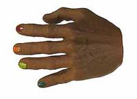 Dennis Rodman - Hand 2