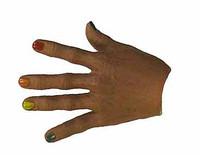 Dennis Rodman - Hand 5