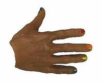 Dennis Rodman - Hand 6