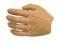 Thracian General - Left Relaxed Hand