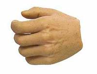 Thracian General - Left Shield Grip Hand