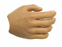Thracian General - Right Relaxed Hand