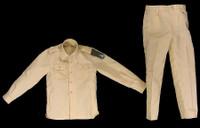 Moshe Dayan - Uniform