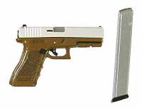 Gangster Kingdom: Spade 5 - Pistol w/ Extended Clip