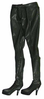 Female Intelligence Agent  -  Leather Pants & Boots Set w/ Ball Joints