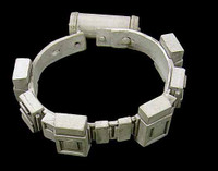 Star Wars: Cad Bane In Denal Disguise - Belt