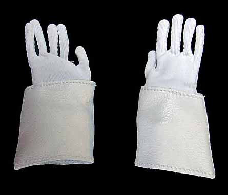DRAGON IN DREAMS DID 1//6 SCALE NAPOLEONIC FRENCH WHITE GLOVES from HERVE DRAGOON