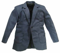 Weapon Advisor - Blue Dress Jacket