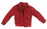 Shocking Guy - Red Corduroy Jacket