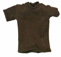 Vanguard Against Terrorism - Brown Short Sleeve Shirt