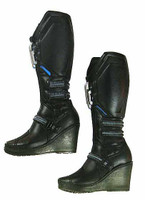 Avengers 2: AOU: Black Widow - Boots (Ball Socket - No Joints)