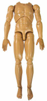 RIPC (Rest In Peac Cowboy) - Nude Figure w/ Hands & Feet
