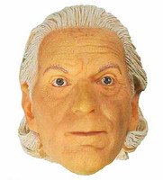 Doctor Who: 1st Doctor (William Hartnell) - Head (No Neck Joint)