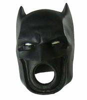 DC Comics: Batman Gotham Knight - Head w/ Short Ears (No Face - See Note)