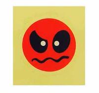 Marvel Comics: Deadpool - Emoji Sticker (Angry)