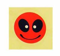 Marvel Comics: Deadpool - Emoji Sticker (Happy)