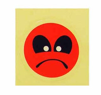 Marvel Comics: Deadpool - Emoji Sticker (Sad)
