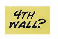 Marvel Comics: Deadpool - Sticker 4th Wall