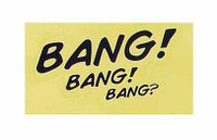 Marvel Comics: Deadpool - Sticker Bang! Bang! Bang!