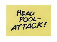 Marvel Comics: Deadpool - Sticker Head Pool Attack