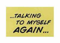 Marvel Comics: Deadpool - Sticker Talking To Myself Again