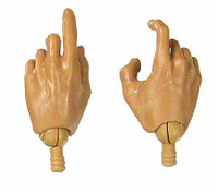 Cowboy G - Trigger Hands w/ Hand Joints