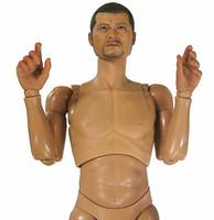 Chinese Railway Guerrilla - Nude Figure