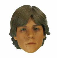 Luke Skywalker: X-Wing Pilot - Head w/ Interchangeable Hair (See Note) (Limit 1)