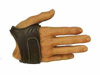 Boy Black - Right Open Hand