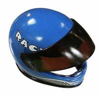Racing Girls - Blue Helmet