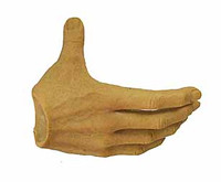 Bushman - Right Open Hand