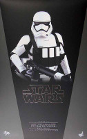 Star Wars: TFA: First Order Stormtrooper Heavy Gunner - Boxed Figure
