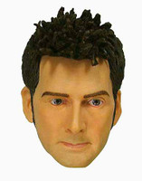 Doctor Who: 10th Doctor (David Tennant) - Head (No Neck Joint) (Limit 1)