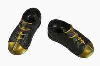 Mortal Kombat: Scorpion - Shoes (No Ball Joints)