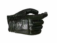 Viper Leather Coat - Right Trigger Hand