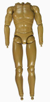 King of Magnetic Force - Nude Body w/ Hand and Foot Joints