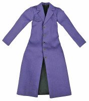 Gangster Girl Agent Set - Purple Over Coat