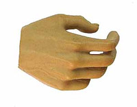 Bank Robbers: Detective - Right Open Grip Hand