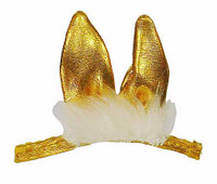 Super Duck: Bunny Loaded Sets - Gold Bunny Ears