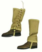 John Wayne: Pacific Marine - Boots w/ Leggings (For Feet)