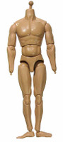 Knight Templar Crusader Sub Field Marshall - Nude Body (As Is - See Note)