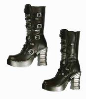 Gangster Kingdom: Spade 6 Ada - Boots w/ Ball Joints