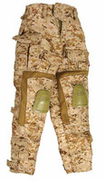 VH: PMC (1047) - Camo Pants w/ Knee Pads
