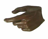 Bounty Killer - Left Trigger Hand