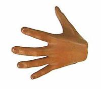 Merry  - Left Open Hand