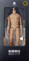 WorldBox - VT-003 Narrow Shoulder Nude Body w/ Extra Arms - Boxed Figure