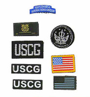 US Coast Guard MSRT - Patches